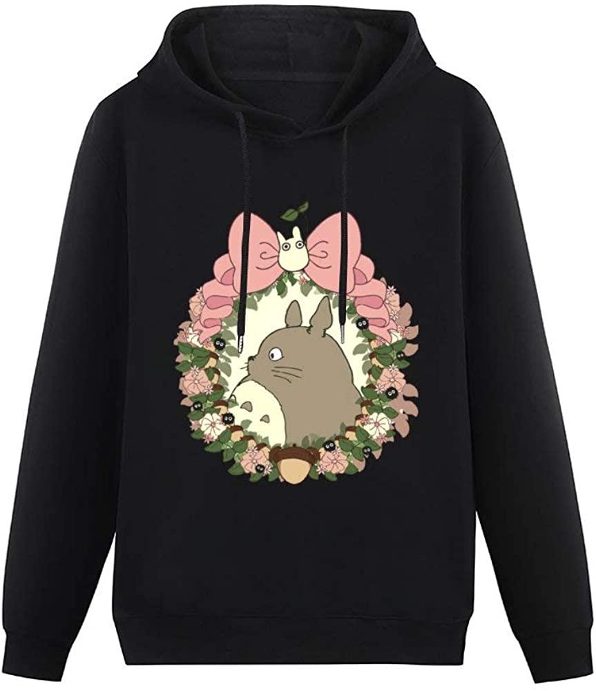 RTYUIO Toatoro Mens Loose Pullover Hoodie Soft Pocketless Sweater Breathable Hooded Sweatshirt Black