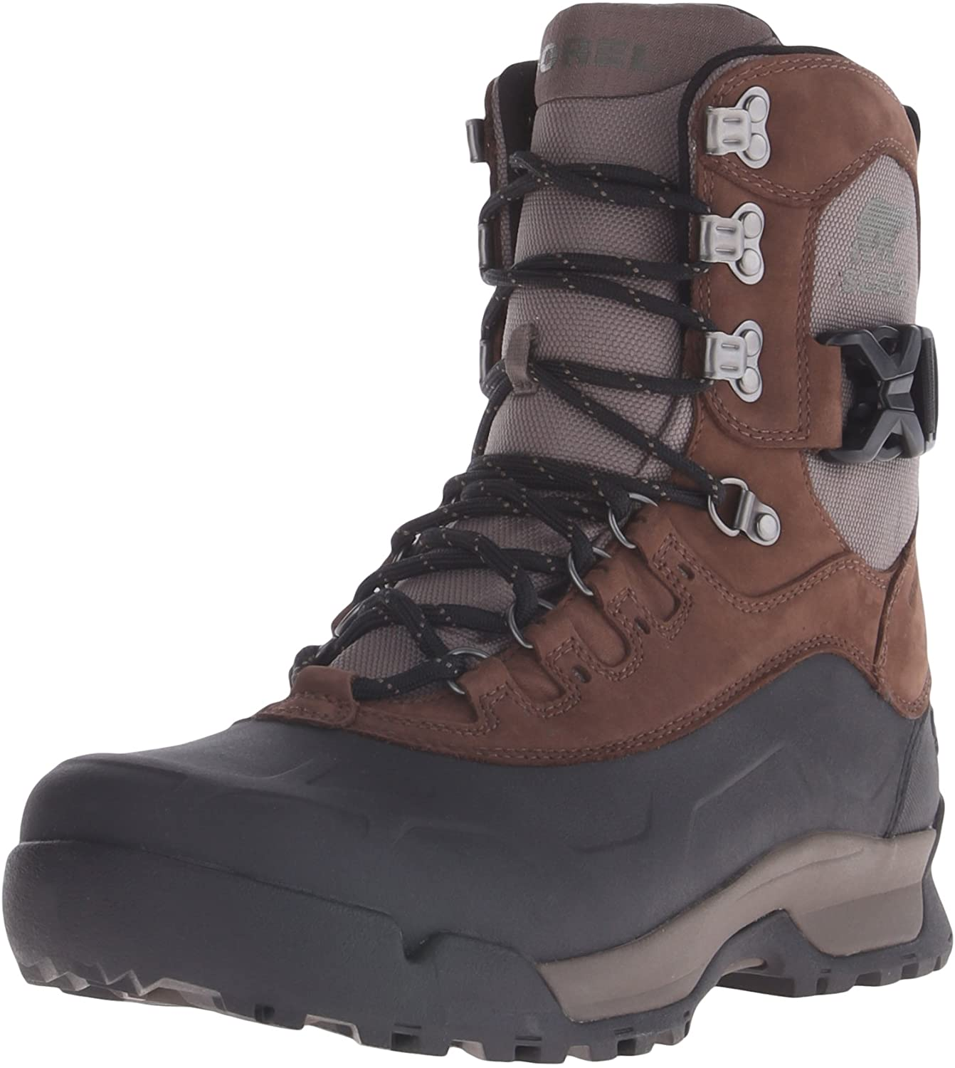 Sorel Mens Paxson Tall Waterproof Snow Boot