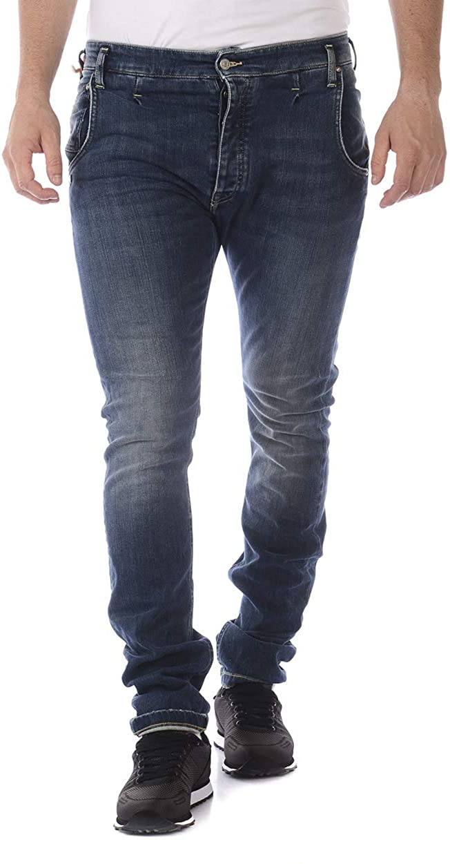 Daniele Alessandrini - Men'S Jeans PD4682L7023231 Denim