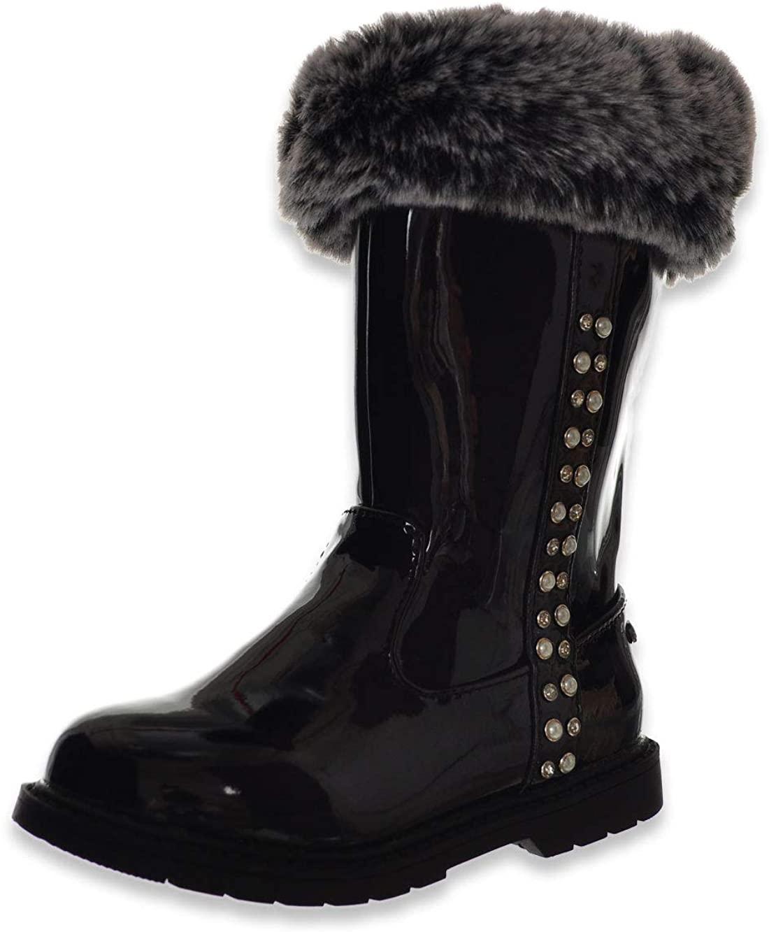 Naturino Express Girls' Horatia Metallic Boots