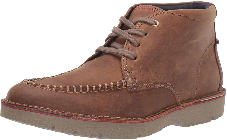 Clarks Men's Vargo Apron Ankle Boot