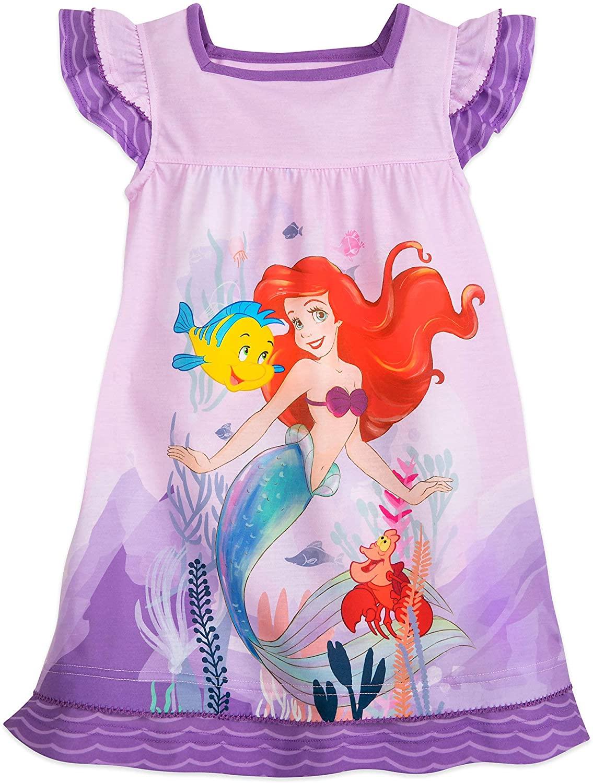 Disney The Little Mermaid Nightshirt for Girls