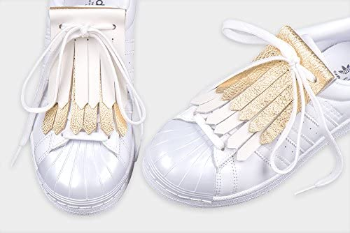 Fringe an Awesome Shoe Accessory - Gold