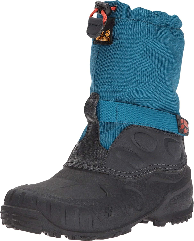 Jack Wolfskin Kids' Iceland High K Snow Boot