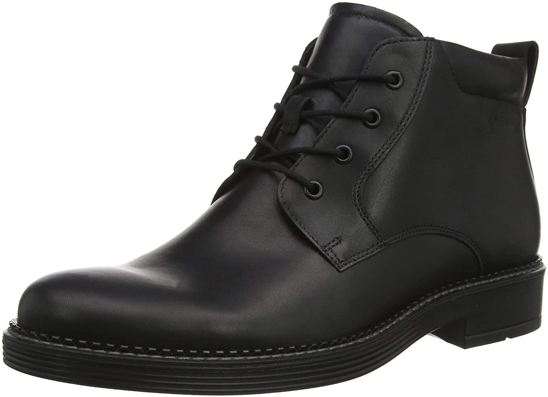 ECCO Mens Newcastle Chukka Gore-tex Boot