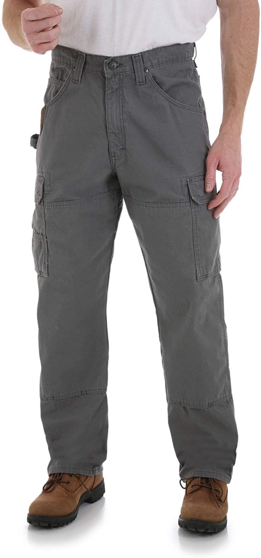 Wrangler Riggs Workwear Men's Ranger Pant,Slate,36x32