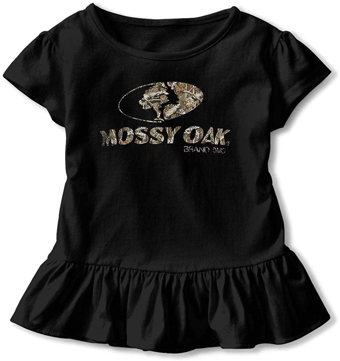 Mossy Oak Hobbledehoy Children's Short Sleeve T Tee Shirt Leisure