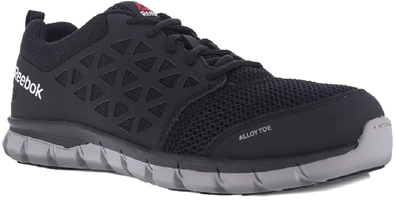 Reebok Work Sublite Cushion Work RB041 Women's Alloy Toe Athletic Work Shoe