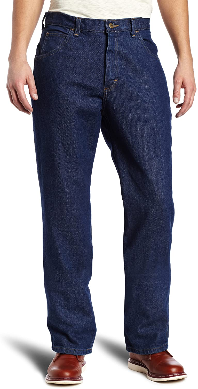 Key Industries Men's Fire Resistant Denim Jean Big/Tall