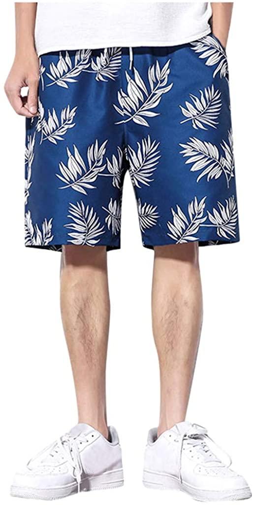 XQXCL ☆Men Shorts☆ Fashion Streetwear Summer Sweatpants Beach Clothes Active Sport Shorts Loose Casual Short Pants