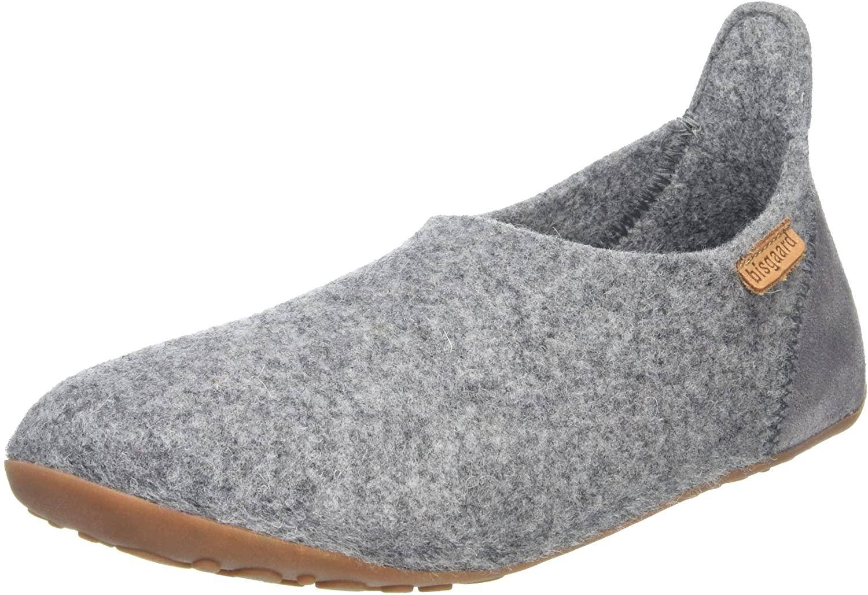 Bisgaard Unisex Kids Hausschuhe-Wool Basic Loafers