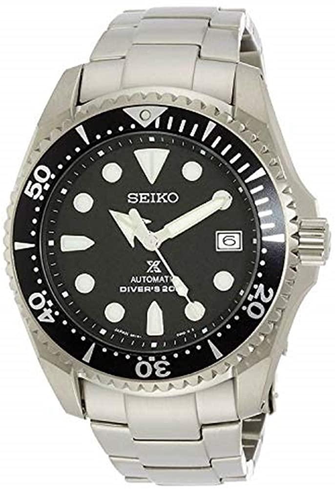 PROSPEX watch diver mechanical self-winding (with manual winding) Waterproof 200m hard Rex SBDC029 Men's--(Japan Import-No Warranty)