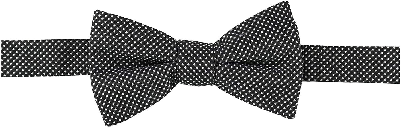 Alfani Mens Polka Dot Self-Tied Bow Tie