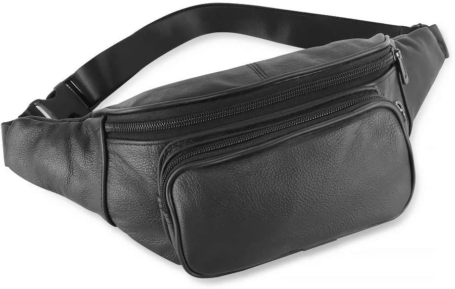 fanny Pack With Adjustable Strap of stylish waist Pack For Outdoors Casual Running Workout Traveling Hiking Cycling fanny pocket