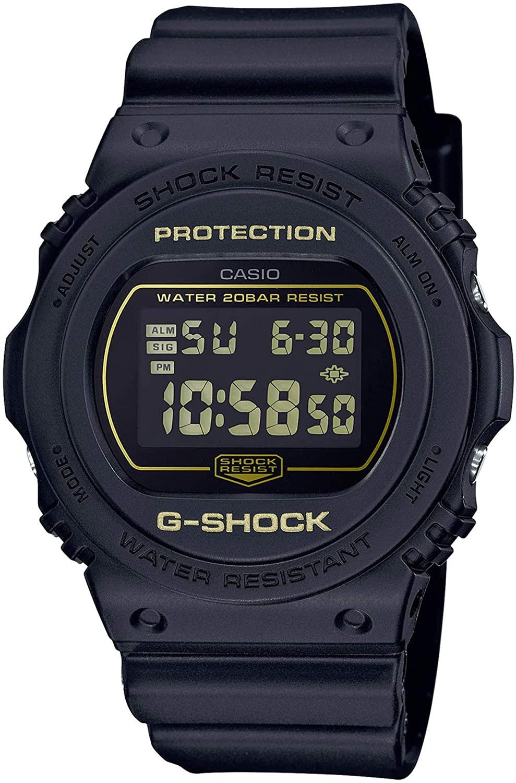Casio G-Shock Men's DW5700BBM Shock Resistant Digital Watch