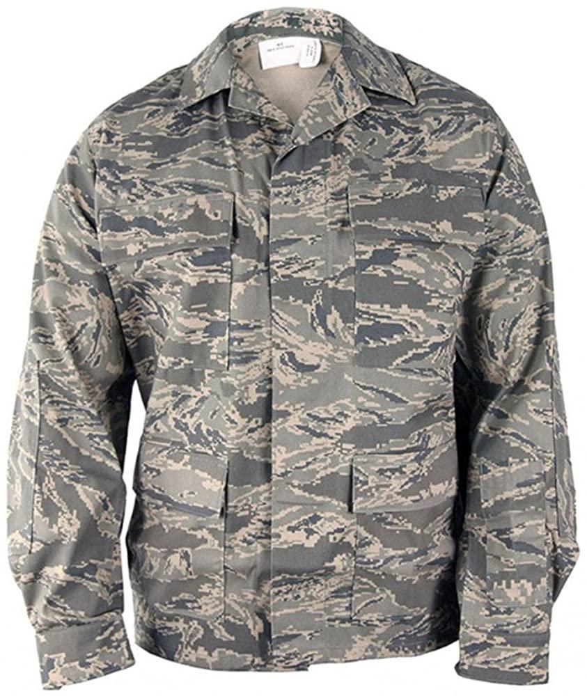 Propper Mens ABU Coat, AF Tiger Stripe Digital, 38 Long