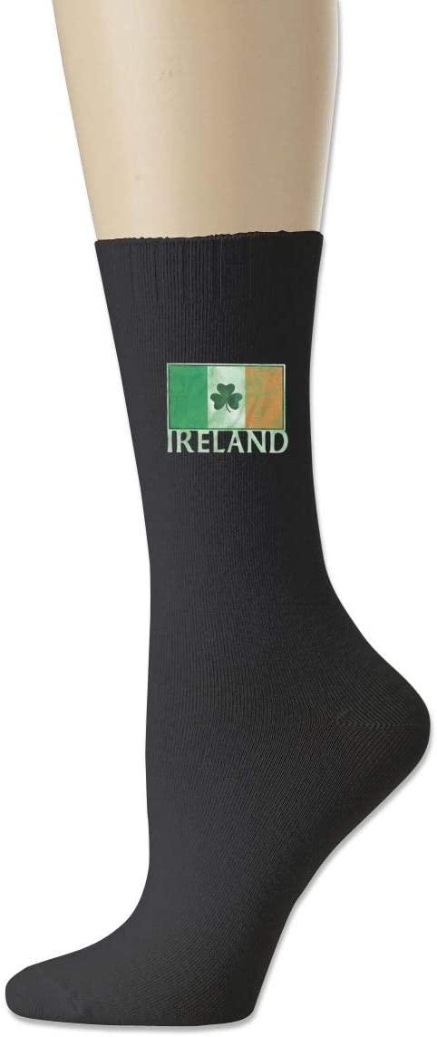 Heartsoul Scrubs Shamrock Classic Socks Cotton Socks.