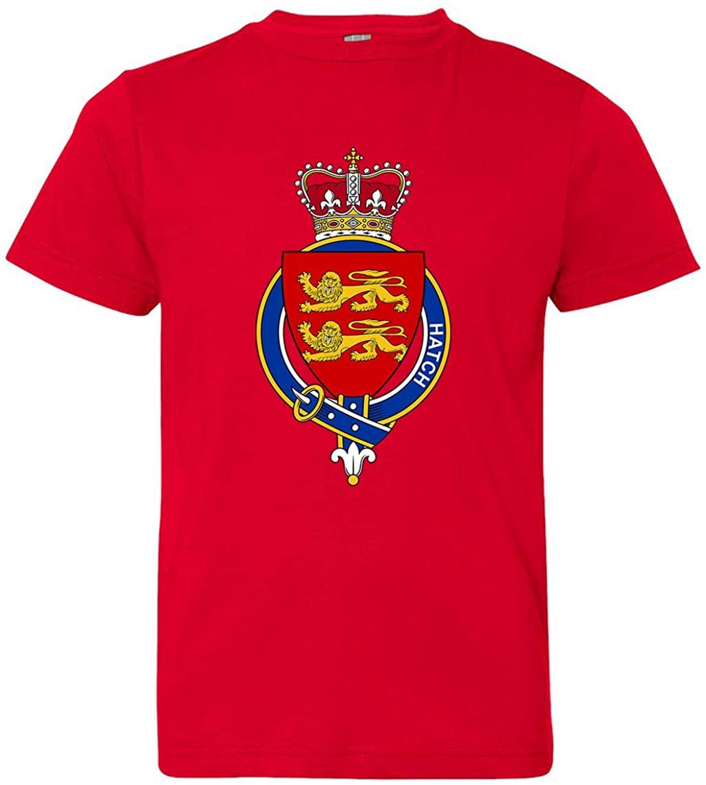 Tenacitee Girl's Youth English Garter Family Hatch T-Shirt
