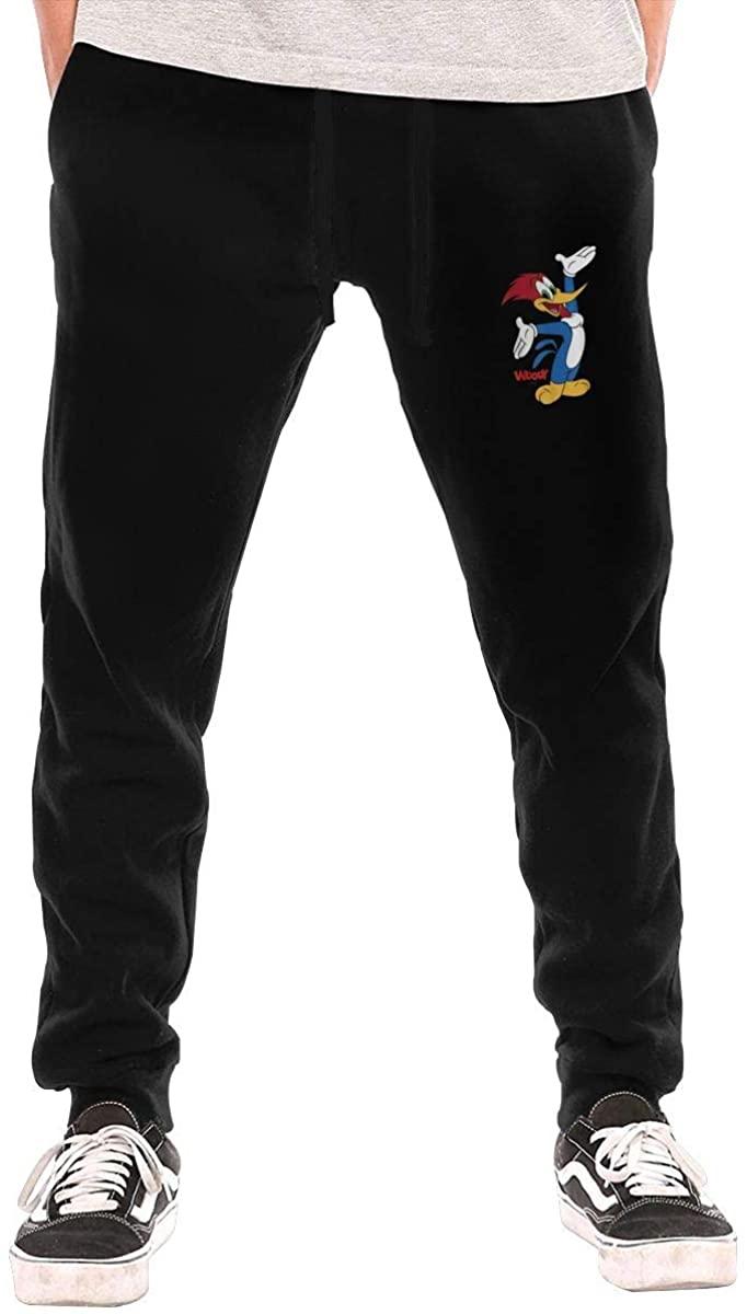 Elsaone Woody Woodpecker 1 Men's Sweatpants