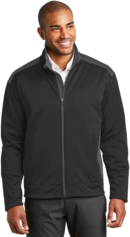 Port Authority Two-Tone Soft Shell Jacket. J794