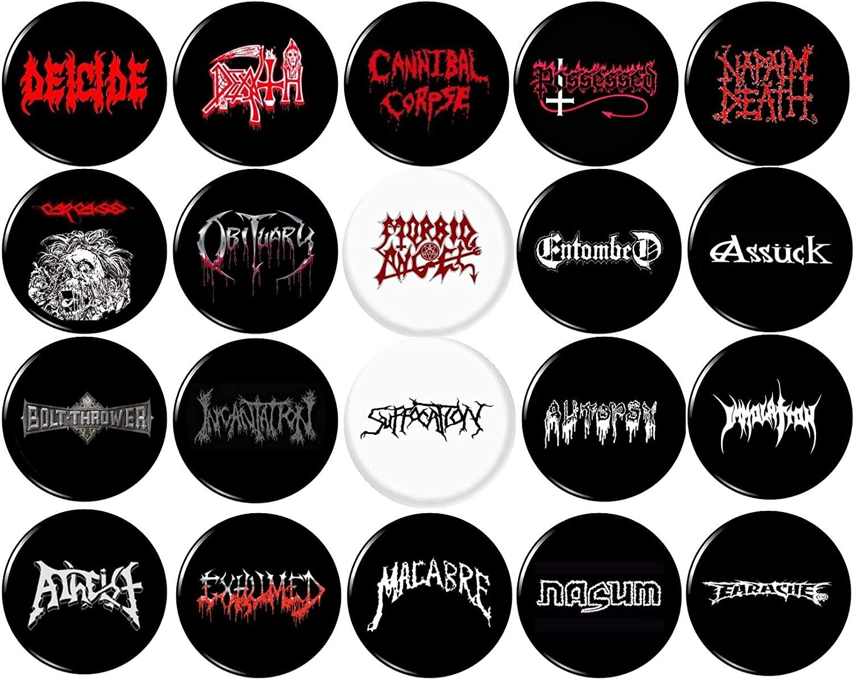 Death Metal 20 1