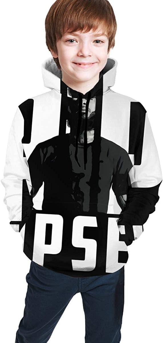 Nip=Seyhu-Ssle Rip Rap Good Looking Teen 3D Hooded Sweate Jacket Boy and Girl