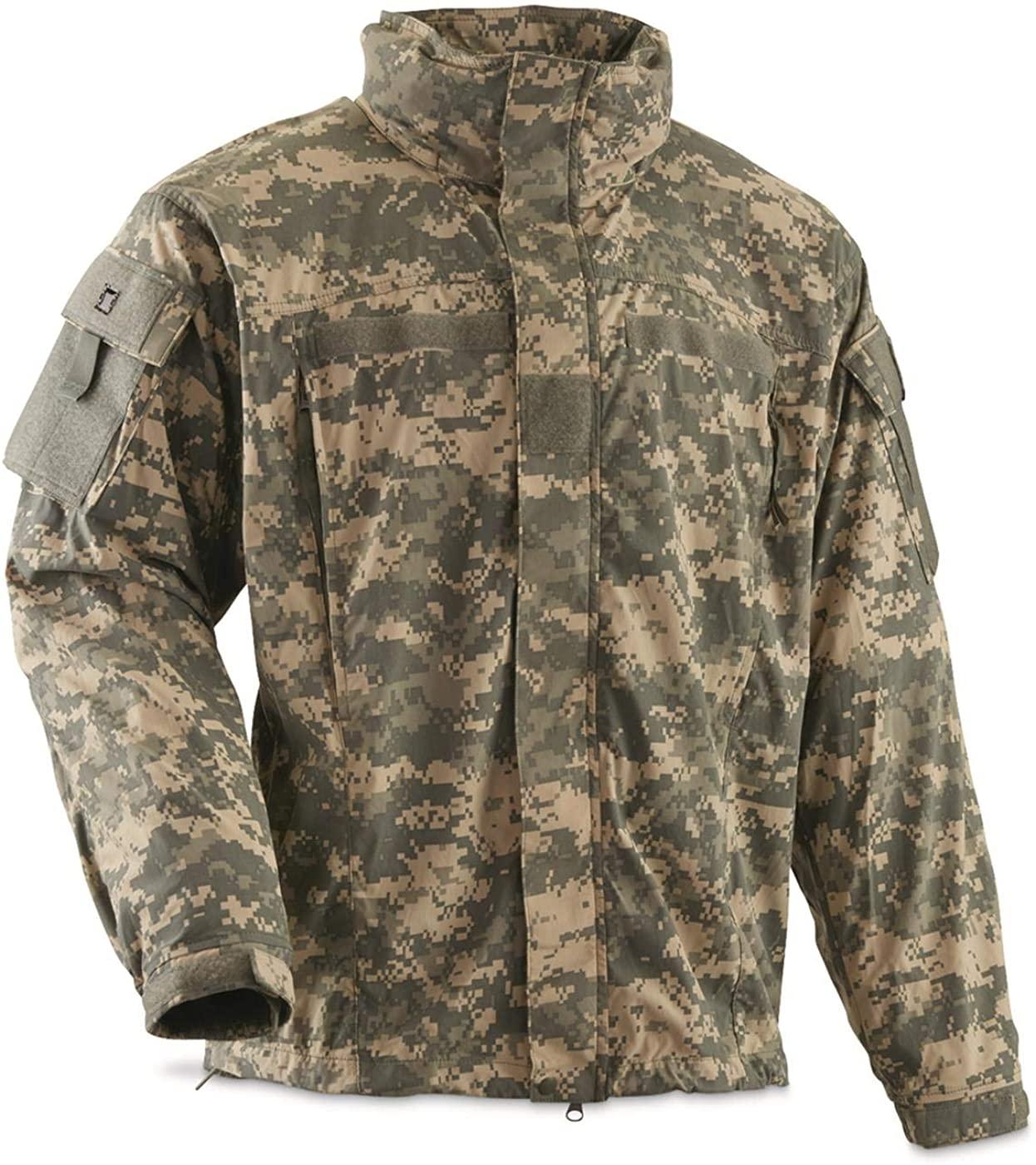 Surplus U.S. Army ECWCS Gen 3 Level 5 Soft Shell Jacket, New