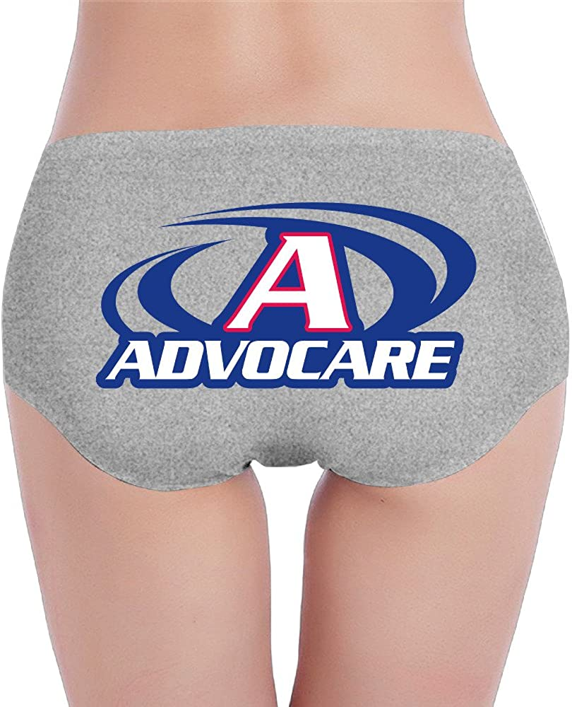 Advocare Logo Color Since 1993 Vacuum Women's Low-Waist Invisible Hipster Seamless Underwear