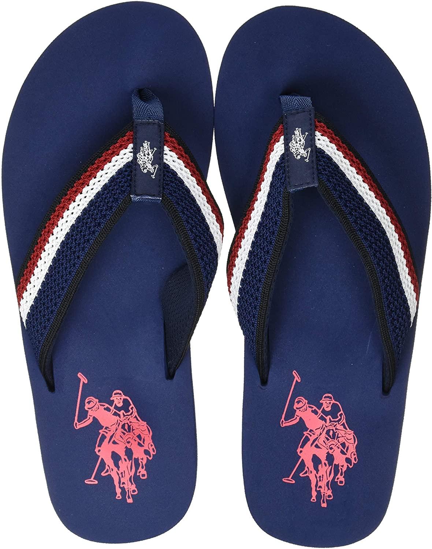 U.S.POLO ASSN. Men's Flip Flop Sandals