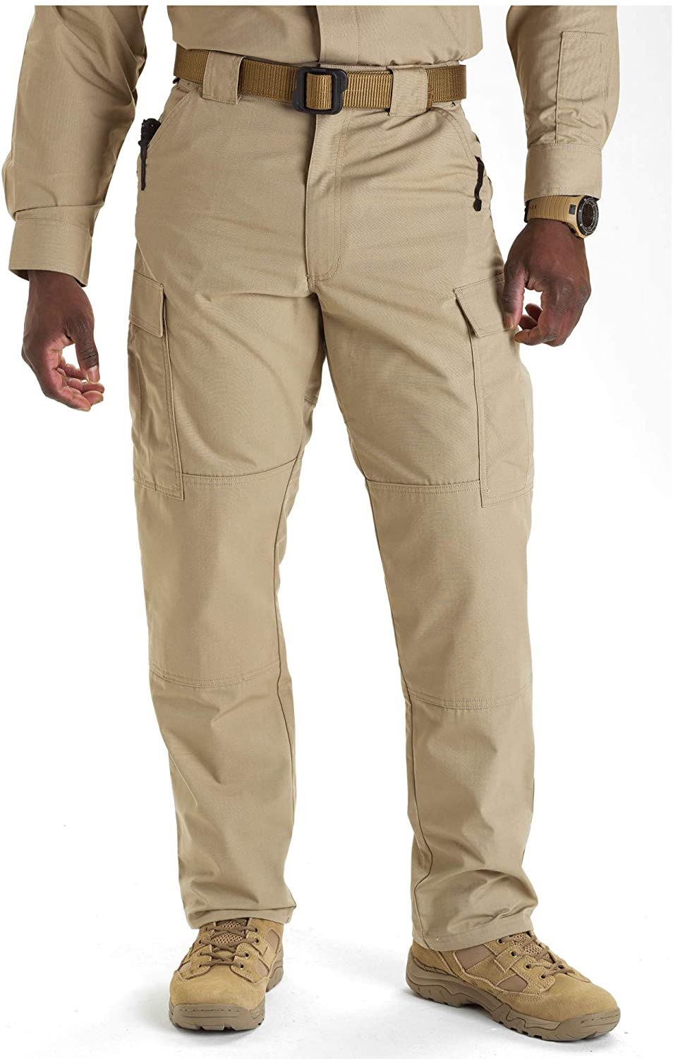 5.11 Tactical Ripstop TDU Adjustable Lightweight Style 74003 Work Pants Multi Cam 1 Pack