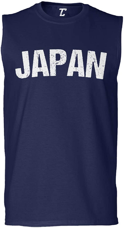 Tcombo Japan - Soccer Futbol Sports Men's Sleeveless Shirt