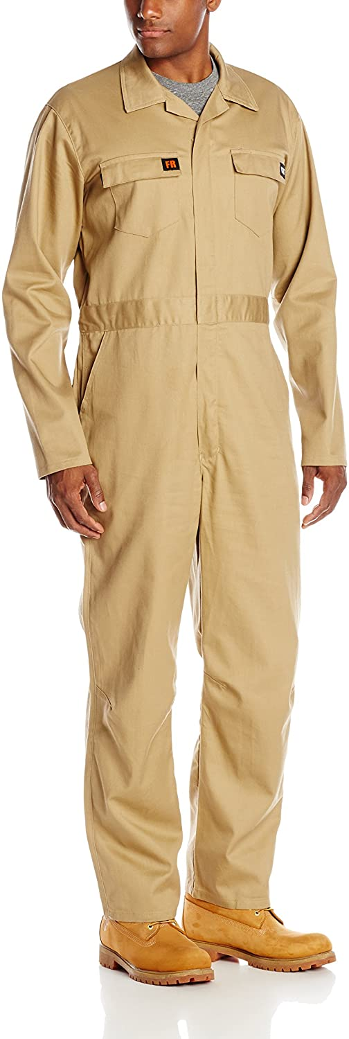 Caterpillar Men's Flame Resistant Unlined Coverall