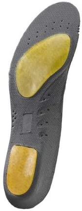 Original SWAT Gel Insoles Men's Size 8 A54-080-BLK