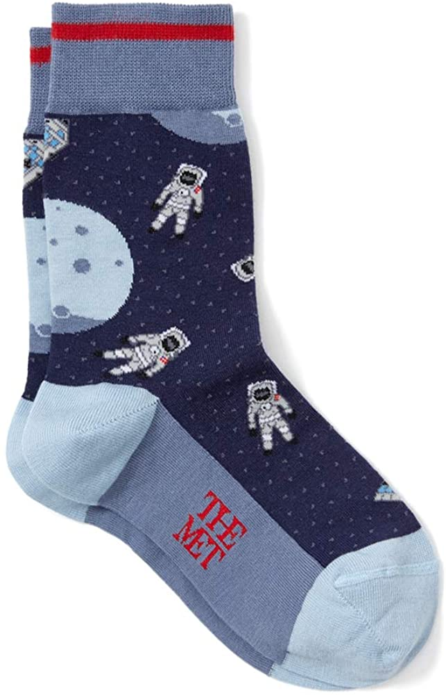 Space Crew Socks Cool Socks Funny Kids Socks Boys Socks or Girls Kids Size S/M