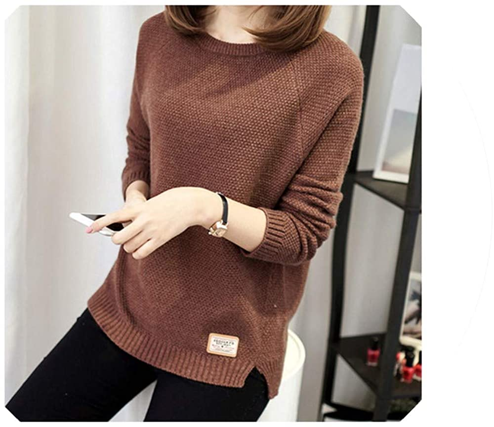 Thick Warm Sweater Women Knitted Pullover Female Jumper Tricot Pullover Women's Tops Pull Femme