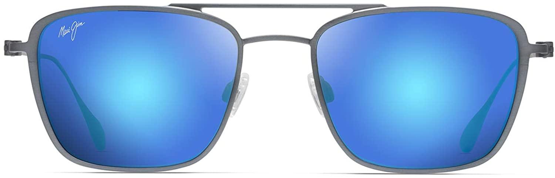 Maui Jim Ebb & Flow Aviator Sunglasses