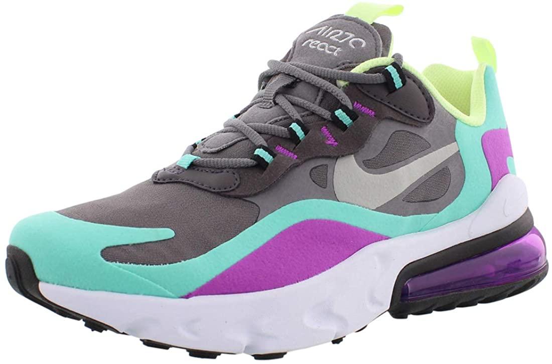 Nike Girls Big Kids Air Max 270 React Casual Shoes