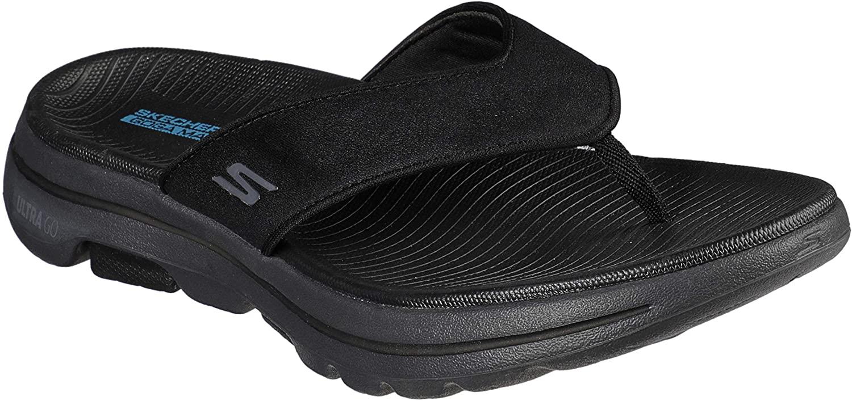 Skechers Men's Gowalk 5-Performance Walking Flip-Flop Sandal