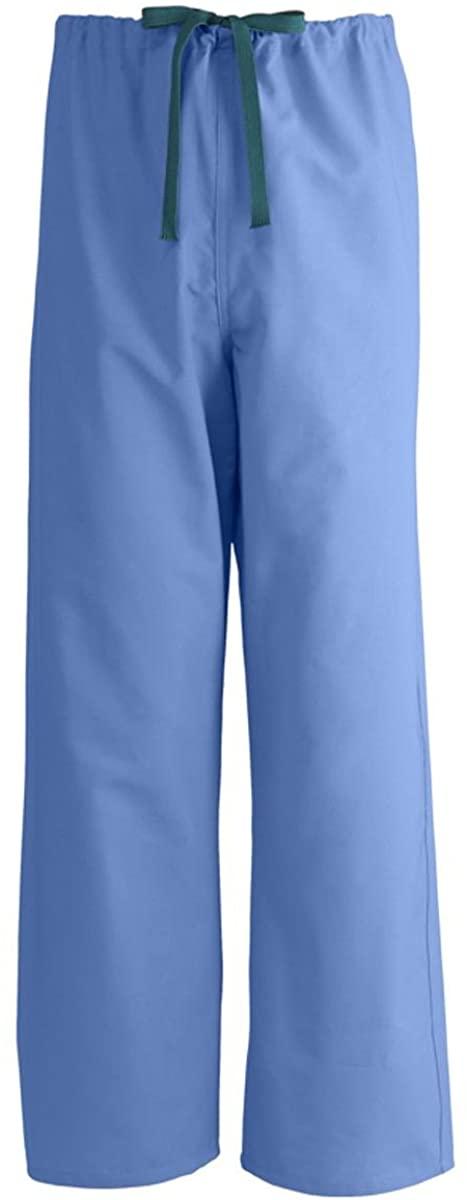 Medline AngelStat Reversible Scrub Pant, Latex Free, AGL-CC