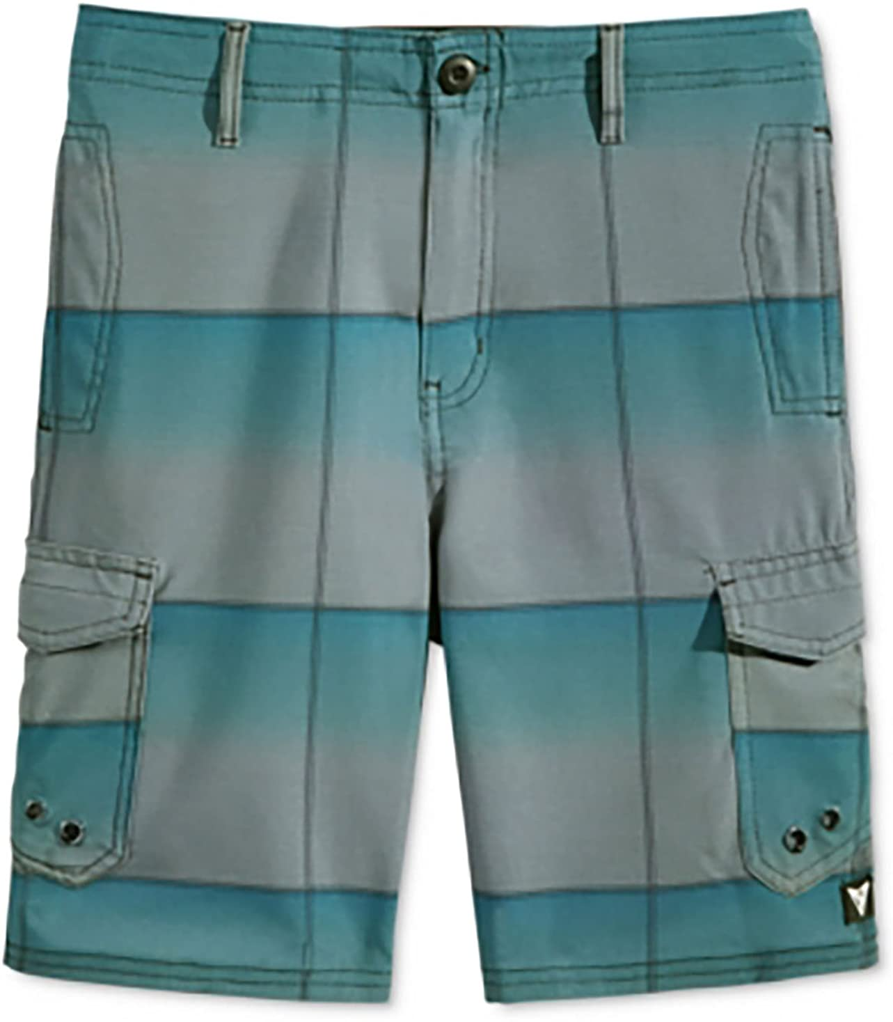 Univibe Amphibious Land-to-Water Shorts Blue