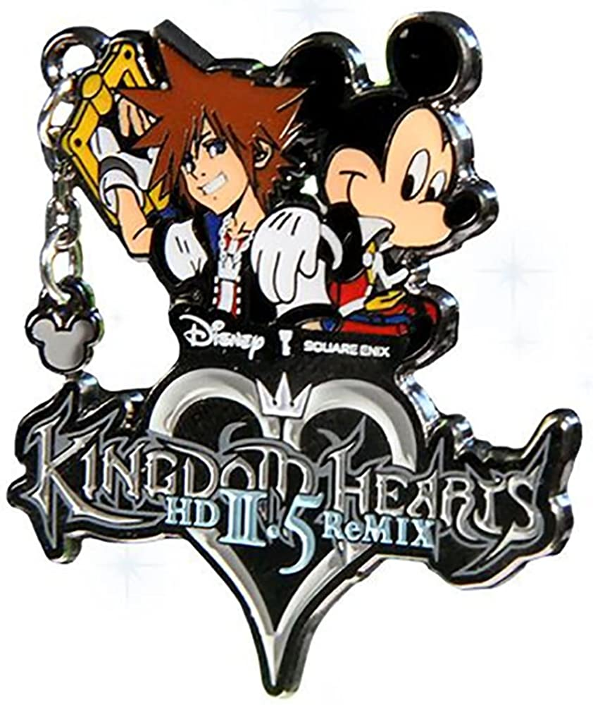 Kingdom Hearts 2.5 Remix Pin