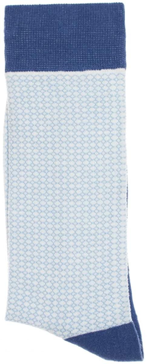 Coton Doux Men's Socks Blue 119