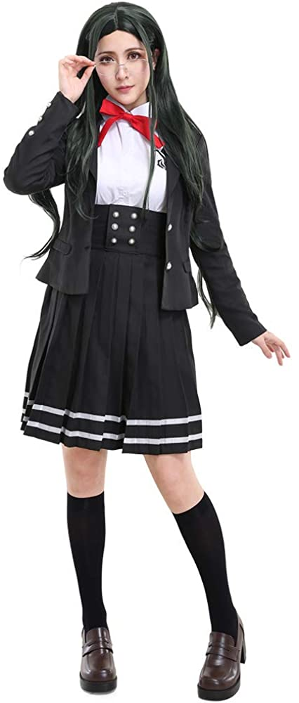 Cosplay.fm Women's Tsumugi Shirogane Cosplay Costume School Uniform Outfit