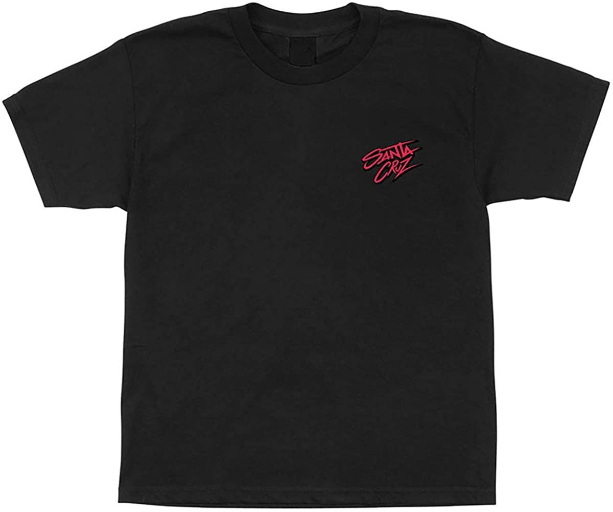 Santa Cruz Big Boys' Burndown Shirts