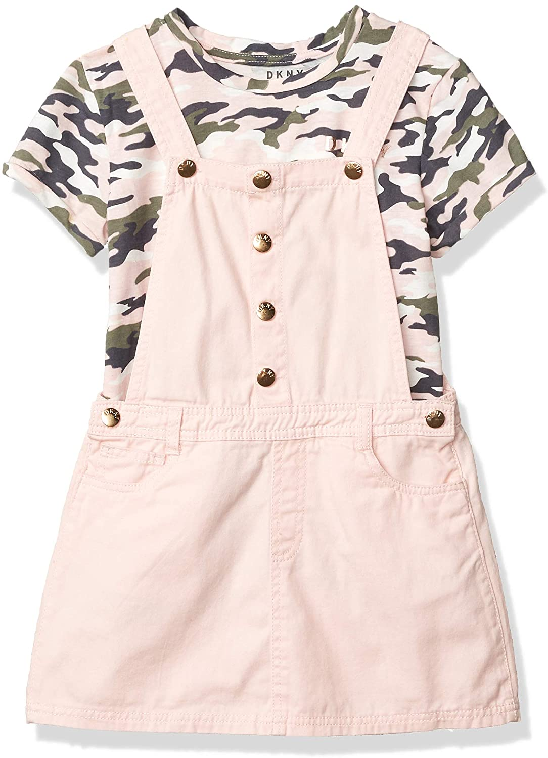 DKNY Girls' Skirt Set