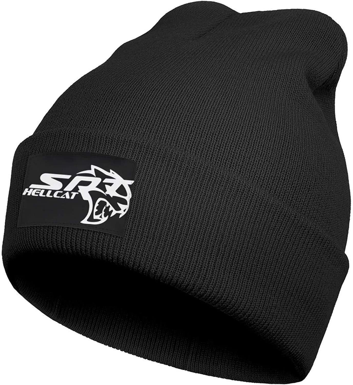 ERTMU Unisex Fashion Virginia-Awana-Clubs- Winter Thick Fine Knit Hat Flat Brim Yellow Beanie Caps