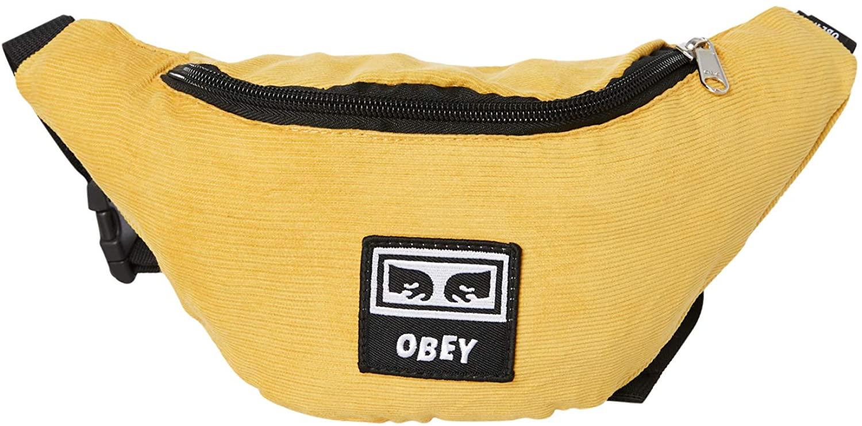 Obey Men's Wasted Hip Bag