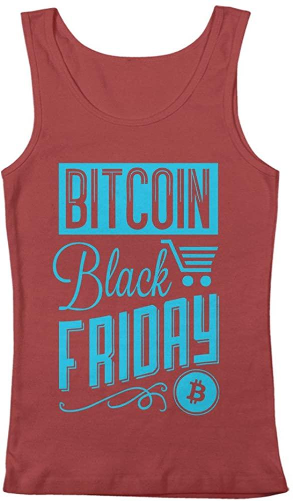 GEEK TEEZ Bitcoin Black Friday Men's Tank Top