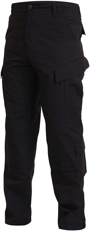 Rothco Combat Uniform Pants - Black