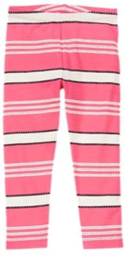 Gymboree Pink Stripe Leggings